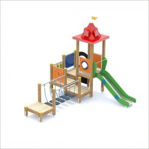 prosympatyk-place-zabaw-drewniane-DONALD-2-wizualizacja1