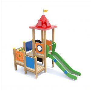 prosympatyk-place-zabaw-drewniane-DONALD-wizualizacja1