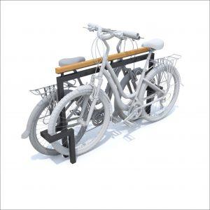 stojak rowerowy typ1- PM 5073