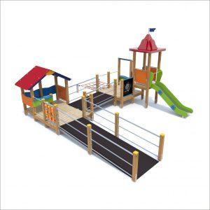 prosympatyk-place-zabaw-drewniane-zestawy-zabawowe-puchatek-1