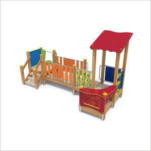 prosympatyk-place-zabaw-drewniane-zestawy-zabawowe-malpka-ze-schodkami-1-1