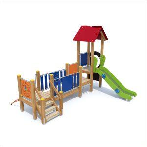 prosympatyk-place-zabaw-drewniane-zestawy-zabawowe-malpka-ze-schodkami-2-1