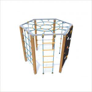 prosympatyk-place-zabaw-drewniane-zestawy-sprawnosciowe-zestaw-6-elementowy-pejeczyna-pozioma-1
